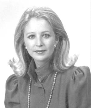 Angela as I remember her in the late '70's. Photo via the Broadcast Arts Museum of Greater New Orleans website.
